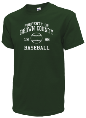 Brown County High School T-Shirts