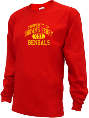 Brown's Ferry Elementary School Kid Long Sleeve Shirts