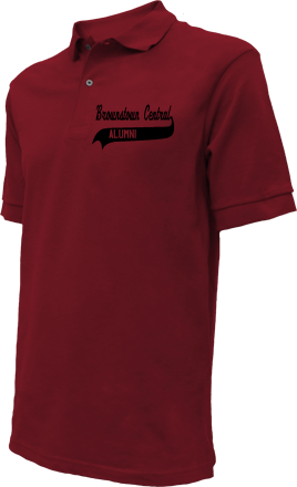 Brownstown Central High School Embroidered Polo Shirts