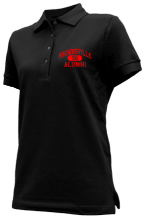 Brownsville Middle School Embroidered Polo Shirts