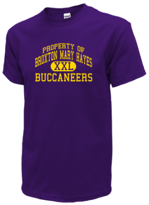 Broxton Mary Hayes School T-Shirts