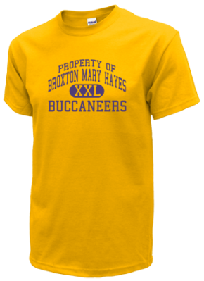 Broxton Mary Hayes School Kid T-Shirts