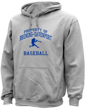 Bruning-davenport High School Hoodies