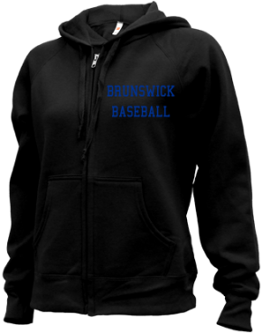 Brunswick High School Zip-up Hoodies