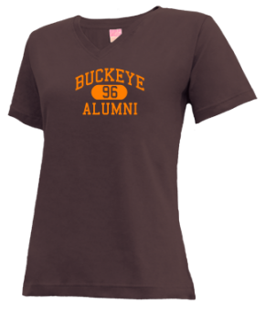 Buckeye High School V-neck Shirts