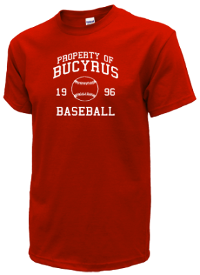 Bucyrus High School T-Shirts