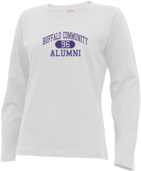 Buffalo Community Middle School Long Sleeve Shirts