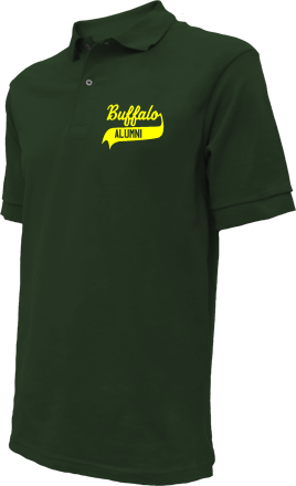 Buffalo Elementary School Embroidered Polo Shirts