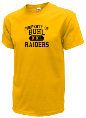 Buhl Middle School Kid T-Shirts