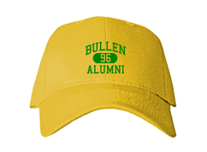 Bullen Middle School Embroidered Baseball Caps