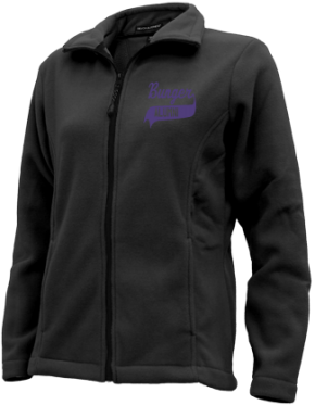 Bunger Middle School Embroidered Fleece Jackets