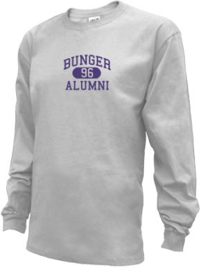 Bunger Middle School Long Sleeve Shirts
