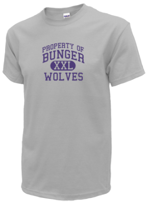Bunger Middle School Kid T-Shirts