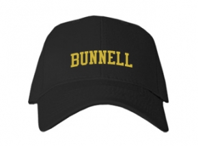Bunnell High School Kid Embroidered Baseball Caps