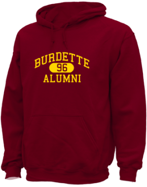 Burdette Elementary School Hoodies