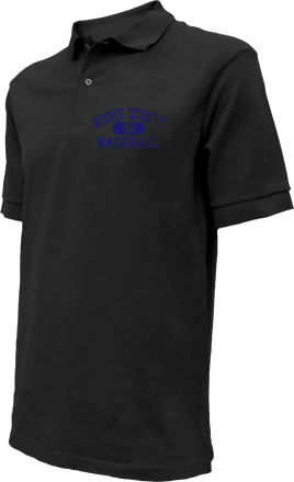 Burke County High School Embroidered Polo Shirts