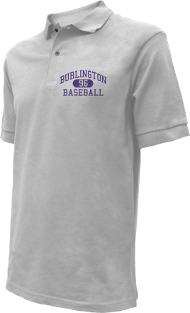 Burlington Community High School Embroidered Polo Shirts