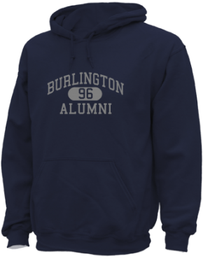 Burlington High School Hoodies