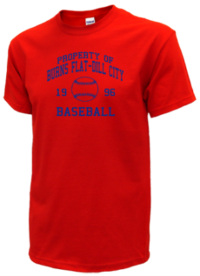 Burns Flat-dill City High School T-Shirts