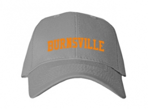 Burnsville High School Kid Embroidered Baseball Caps