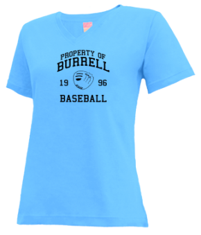 Burrell High School V-neck Shirts