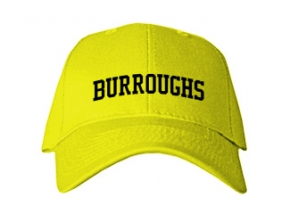 Burroughs Elementary School Kid Embroidered Baseball Caps