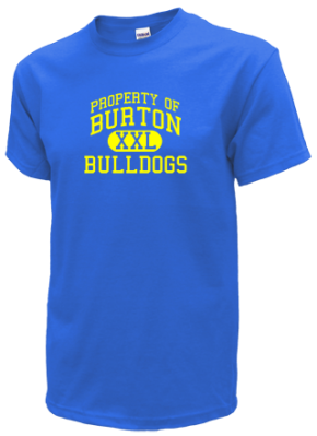 Burton Elementary School Kid T-Shirts