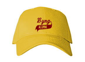 Byng Junior High School Embroidered Baseball Caps