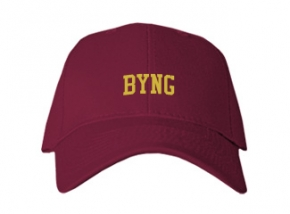 Byng Junior High School Kid Embroidered Baseball Caps