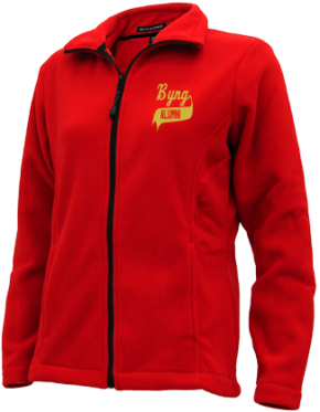 Byng Junior High School Embroidered Fleece Jackets