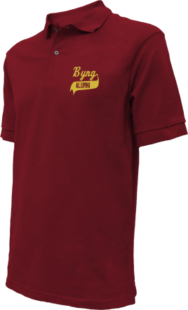 Byng Junior High School Embroidered Polo Shirts