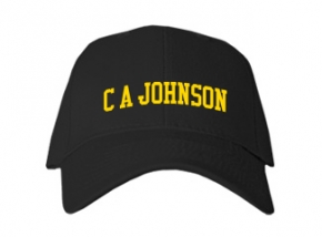 C A Johnson High School Kid Embroidered Baseball Caps