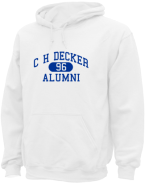 C H Decker Elementary School Hoodies