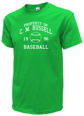 C. M. Russell High School T-Shirts