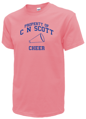 C N Scott Middle School T-Shirts
