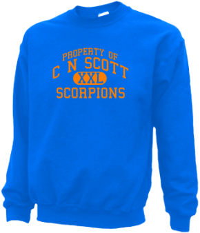 C N Scott Middle School Sweatshirts