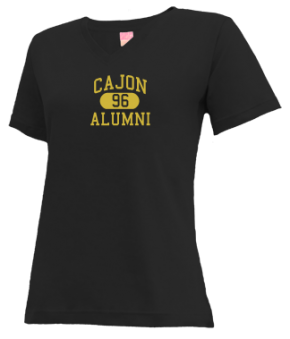 Cajon High School V-neck Shirts