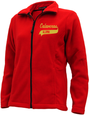 Calaveras High School Embroidered Fleece Jackets