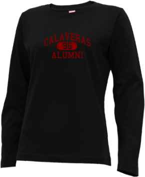 Calaveras High School Long Sleeve Shirts