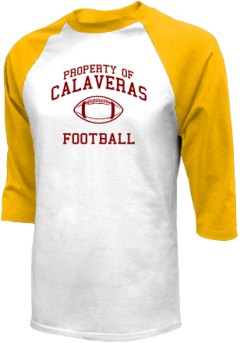 Calaveras High School Raglan Shirts