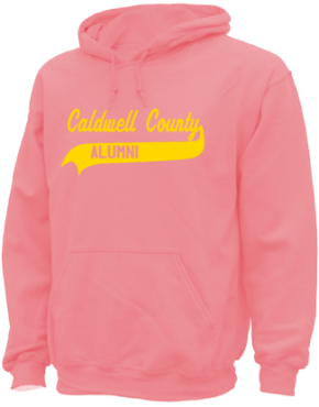 Caldwell County Primary School Hoodies