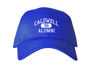 Caldwell Elementary School Embroidered Baseball Caps