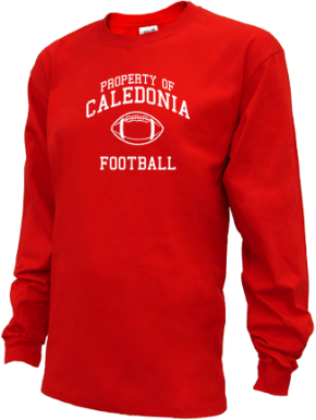 Caledonia Elementary School Kid Long Sleeve Shirts