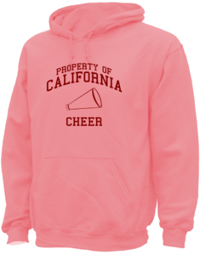 California Elementary Middle School Hoodies