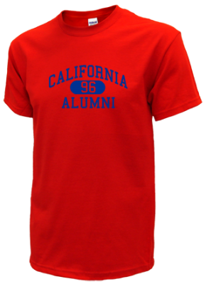 California High School T-Shirts
