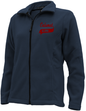 Calumet High School Embroidered Fleece Jackets