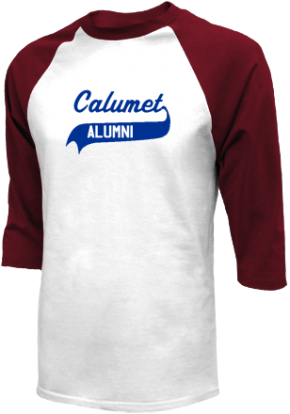 Calumet High School Raglan Shirts