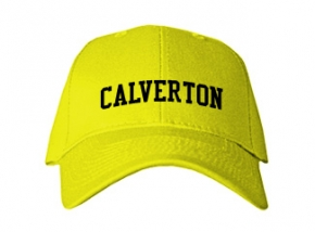 Calverton Middle School Kid Embroidered Baseball Caps