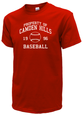 Camden Hills High School T-Shirts