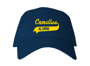 Camillus Middle School Embroidered Baseball Caps